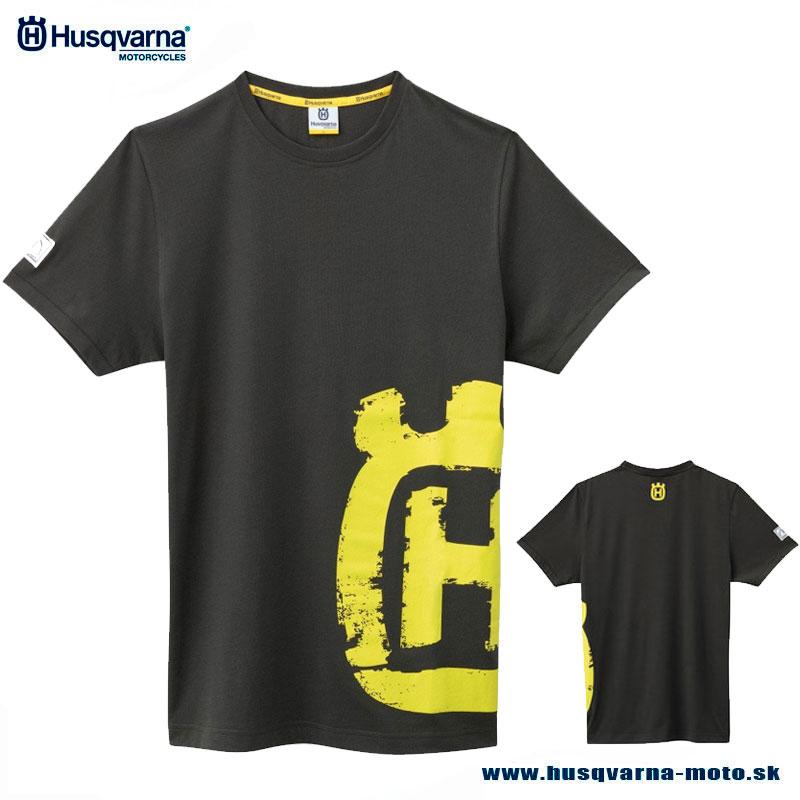 0a103b69bc93 Husqvarna tričko Timeless tee - Husky style