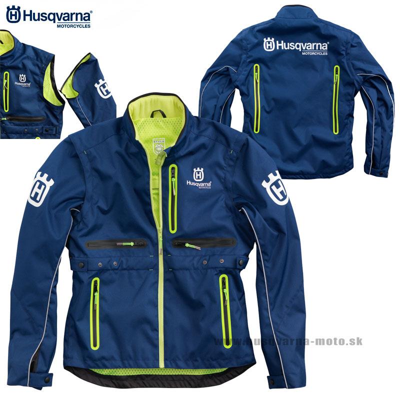 e546dd3fca Husqvarna bunda Gotland Jacket 18 - Husky style