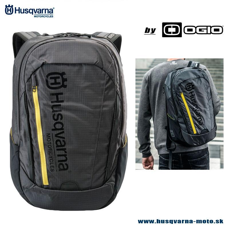 cf957c54fa Husqvarna batoh Backpack - Husky style