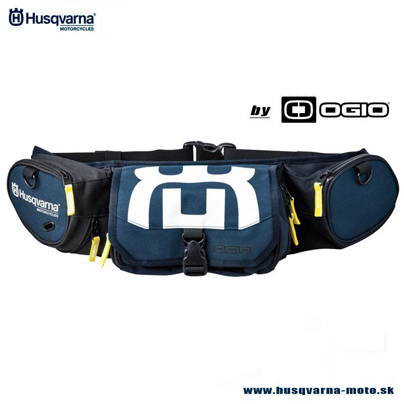 16cd805fab Husqvarna ľadvinka Comp Belt Bag 19 - Husky style