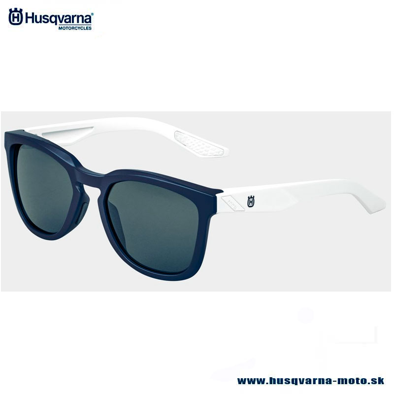 7e7f272a7 Husky style - Doplnky, Husqvarna slnečné okuliare Corporate, biela